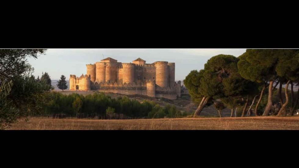 Exterior Castillo de Belmonte.