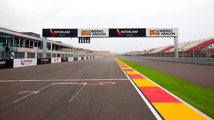 Circuito Motorland : De alcañiz a motorland años carreras en aragón