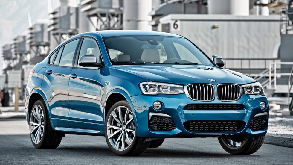 BMW X4 M40i delantera