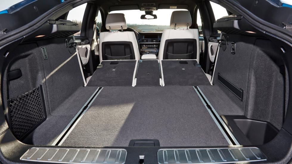 BMW X4 M40i maletero