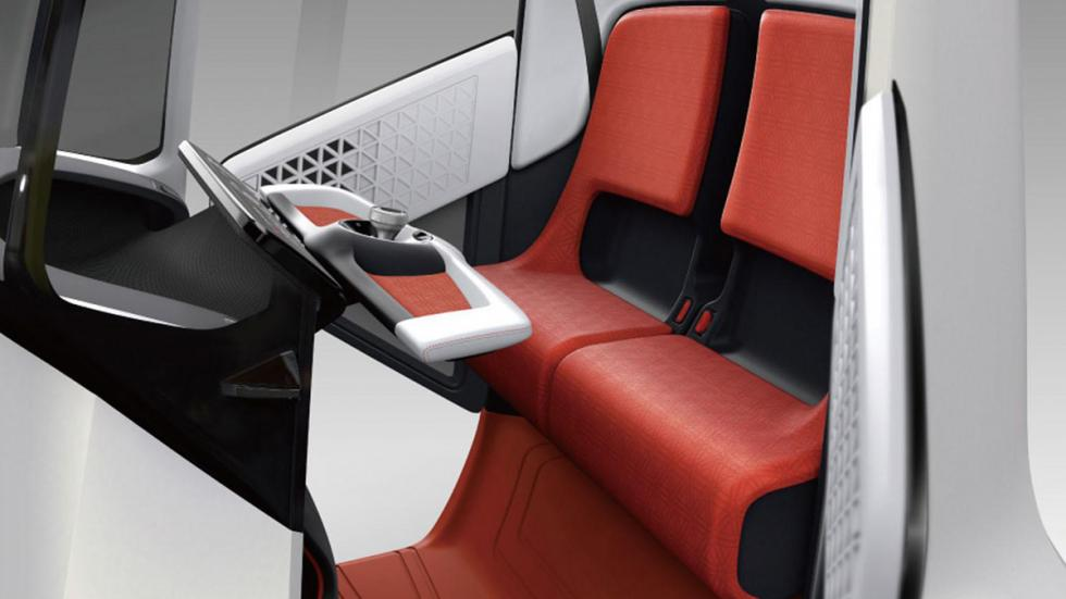 Honda Wander asientos