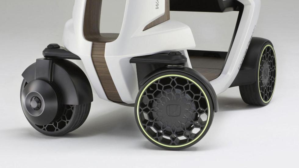 Honda Wander Walker ruedas