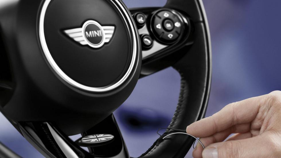Mini Cooper S Jermyn volante
