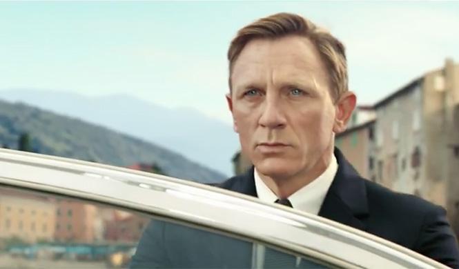 James Bond Riva Tritone Spectre 4