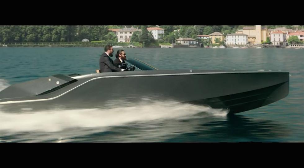 James Bond Spectre Frauscher 747 Mirage