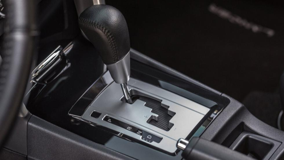 Mitsubishi Lancer 2016 caja cvt