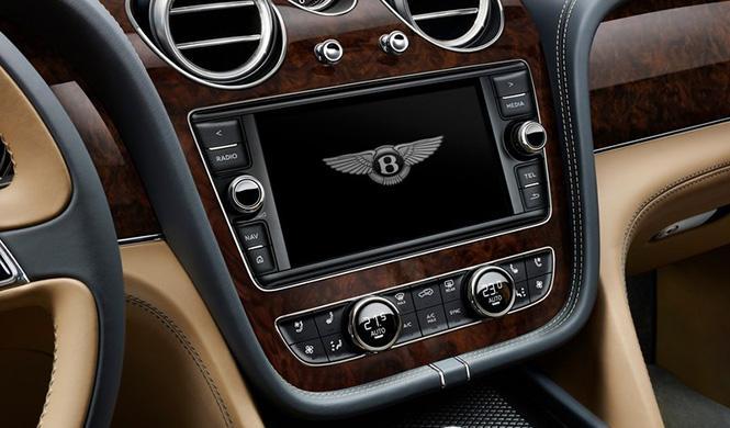 Tecnología Bentley Bentayga 6
