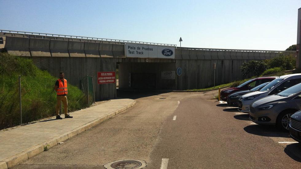 Fábrica-Ford-Almussafes-Valencia-pista-de-pruebas
