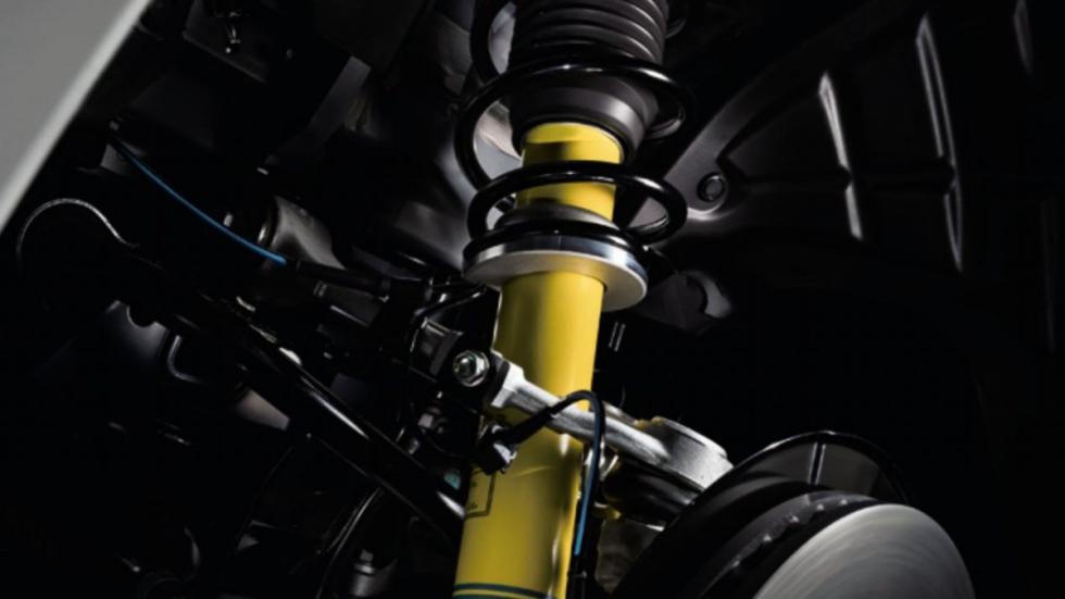 Mazda MX-5 RS amortiguadores