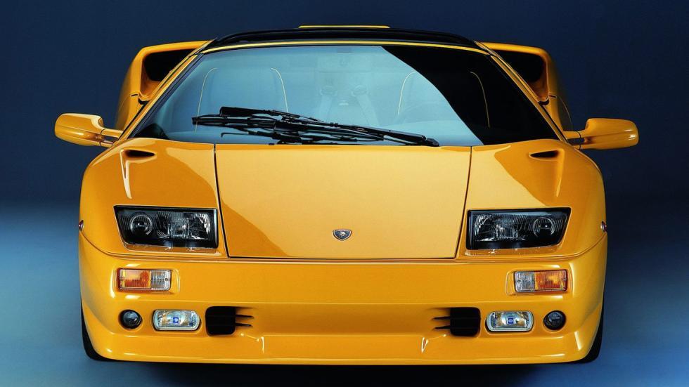 Lamborghini Diablo VT parrilla