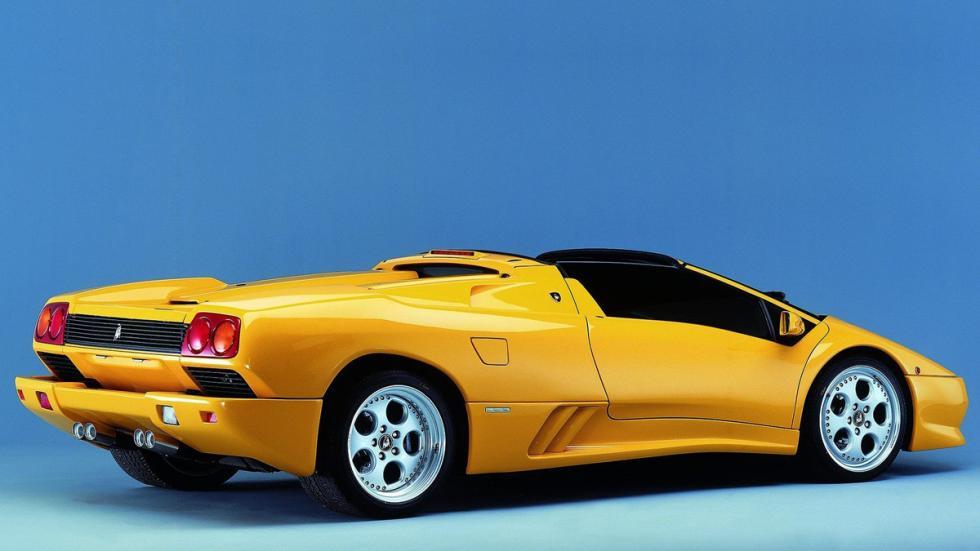 Lamborghini Diablo Vt lateral