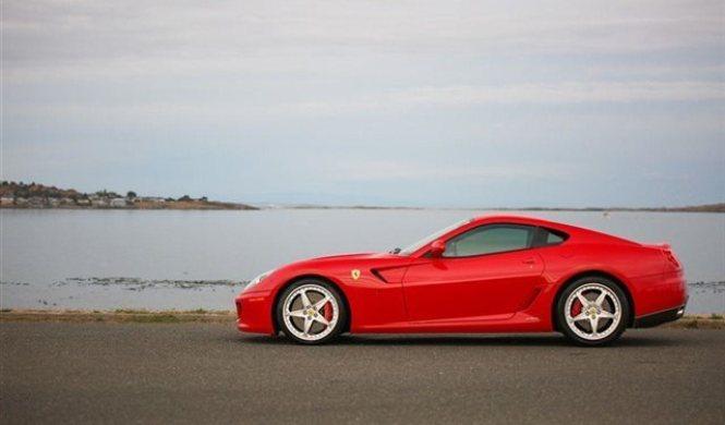 Ferrari 599 GTB manual