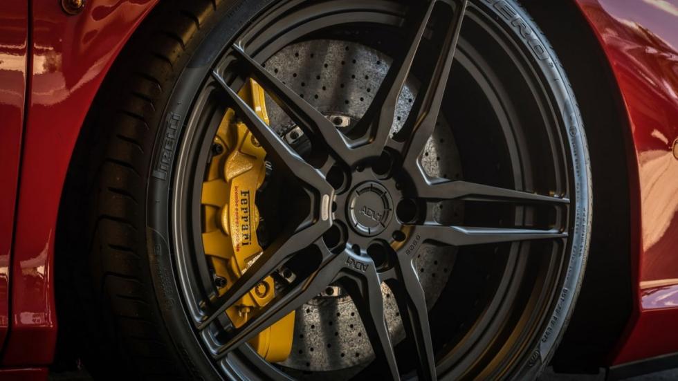 Ferrari 458 Speciale ADV detalle llantas