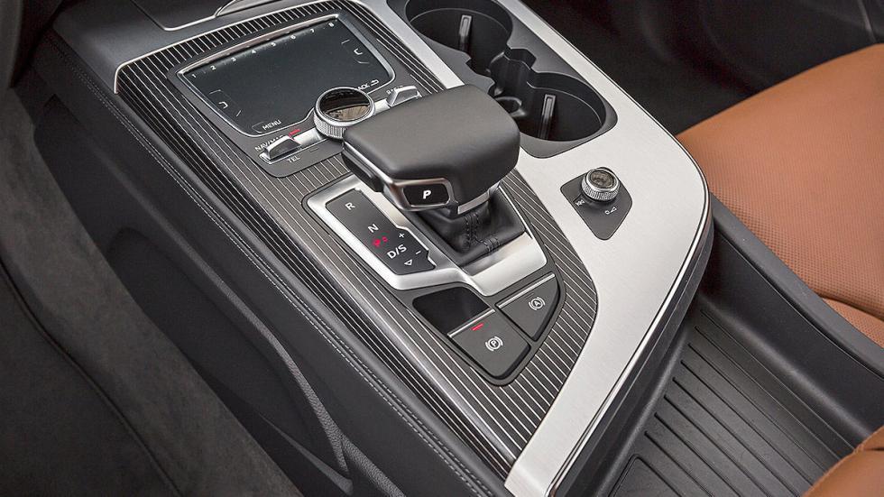 Audi Q7 detalle