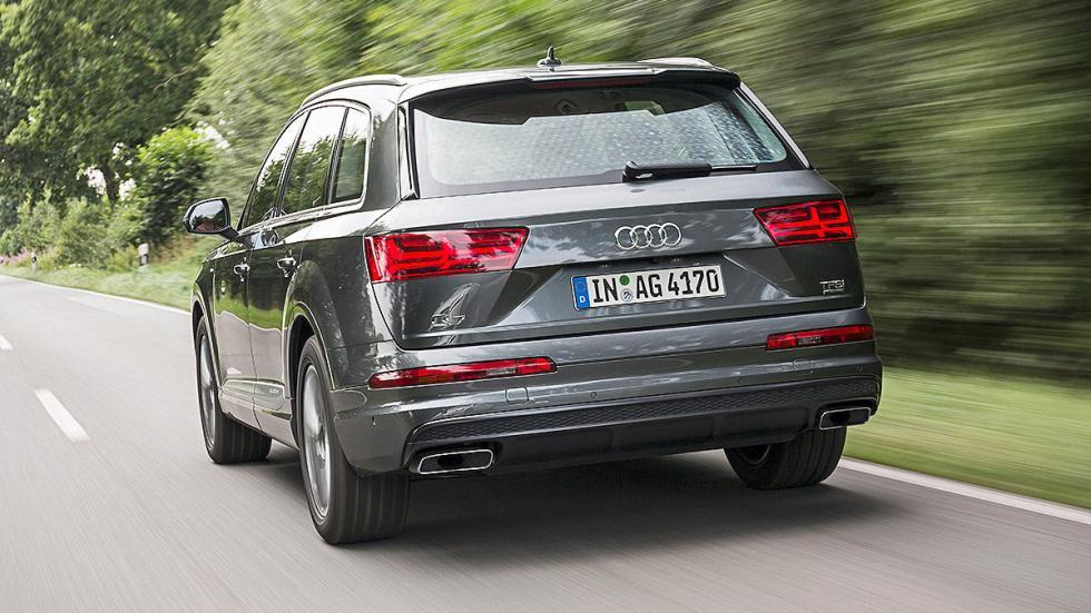 Audi Q7 detalle zaga