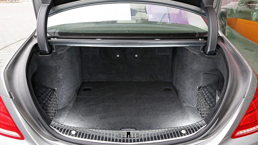 Mercedes Clase S maletero