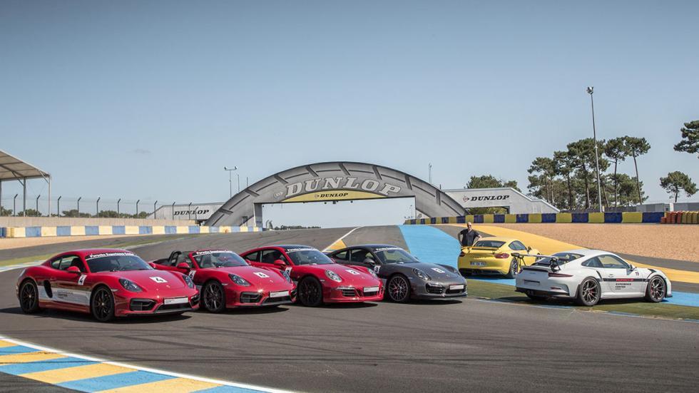 Los 6 mejores Porsche para circuito