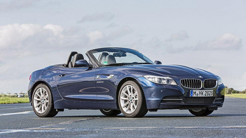 BMW Z4 morro