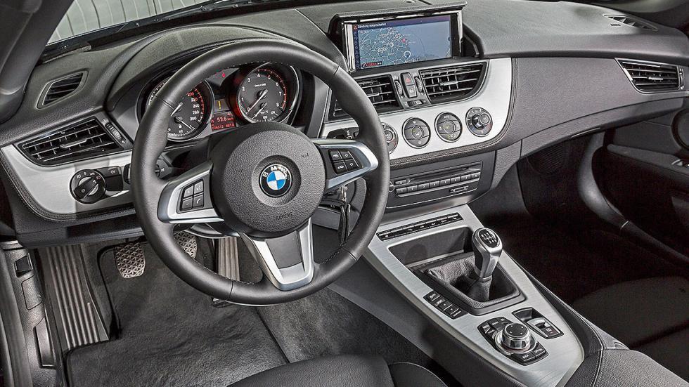 BMW Z4 morro interior