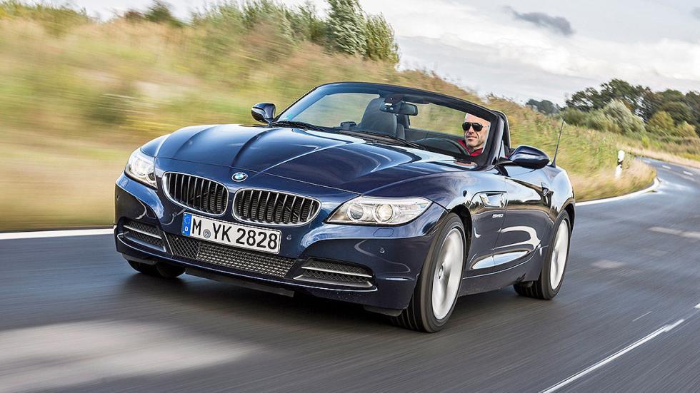 BMW Z4 carretera