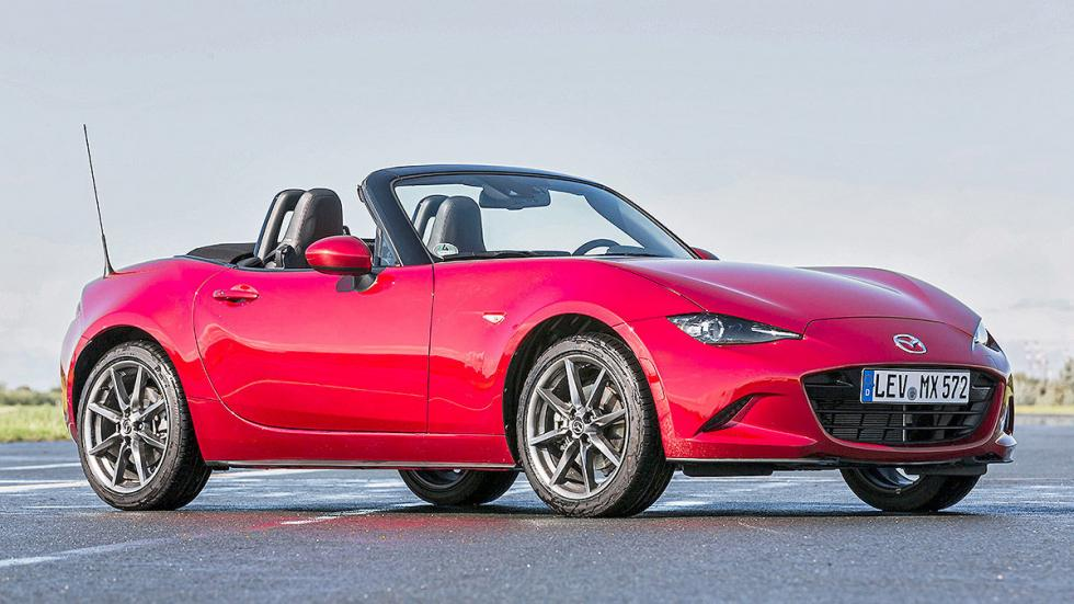 Mazda X5  morro