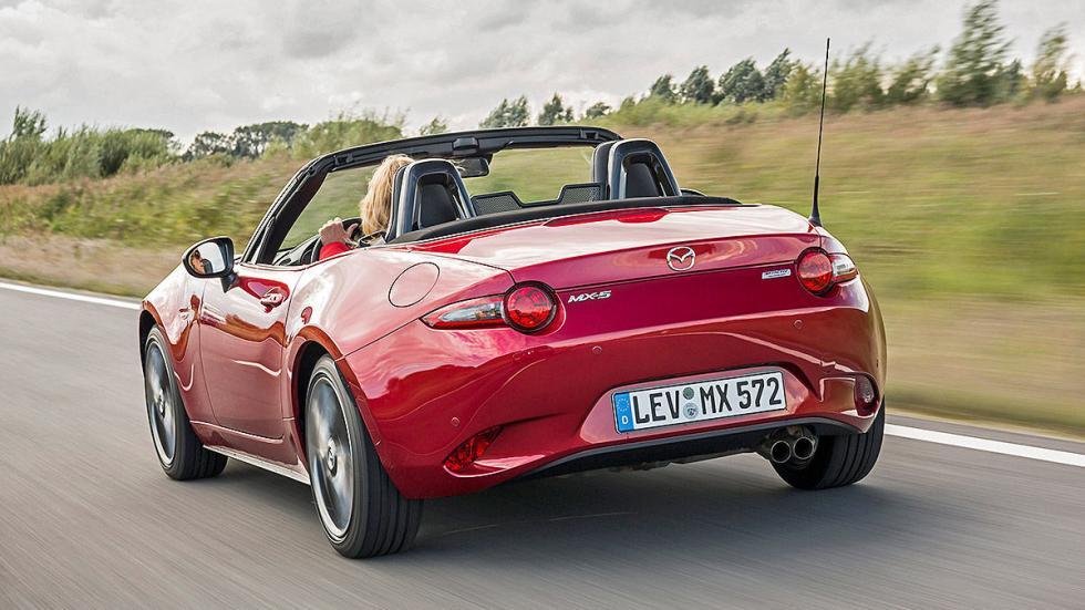 Mazda X5 zaga