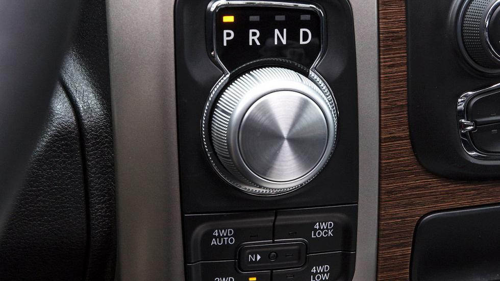 Prueba: Dodge Ram 1500 Eco Diesel. Un pick up a la europea detalle