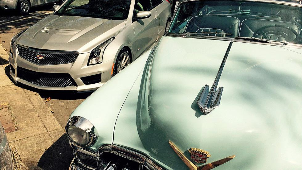 Prueba: Cadillac ATS V Coup 2015 morros