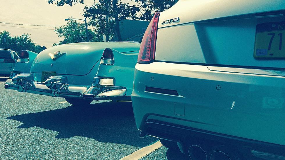 Prueba: Cadillac ATS V Coup 2015 zagas