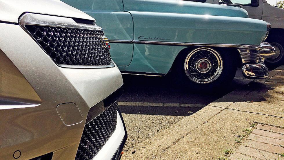 Prueba: Cadillac ATS V Coup 2015 perfiles