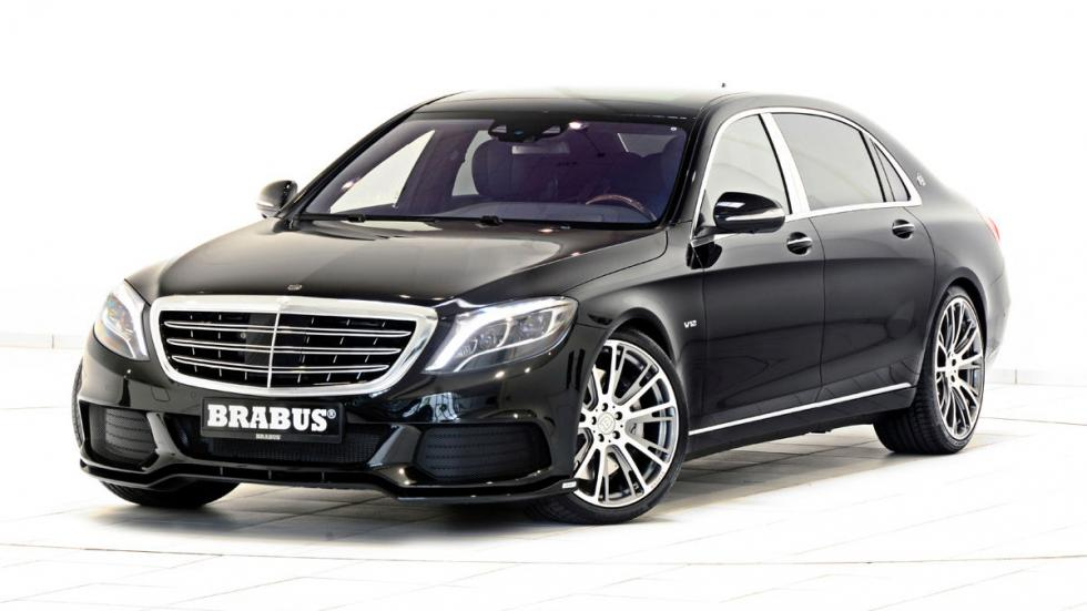 Mercedes Maybach S 600 Brabus