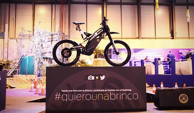 Bultaco Brinco Uncharted