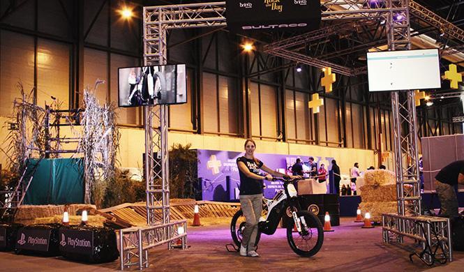 Bultaco Brinco Uncharted 3