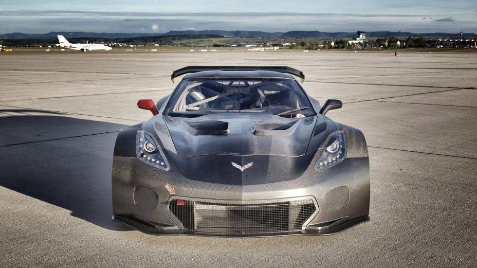 corvette callaway c7 gt3-r frontal
