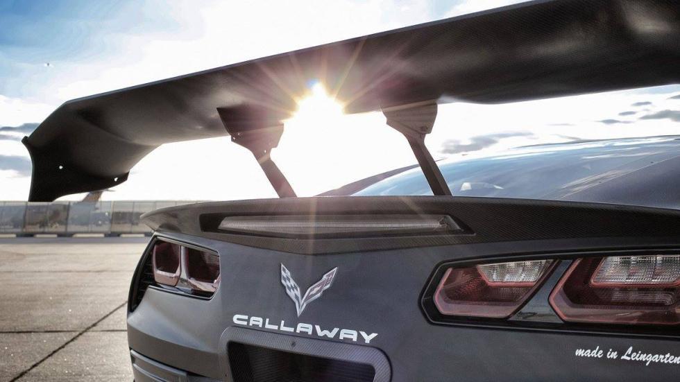 corvette callaway c7 gt3-r aleron