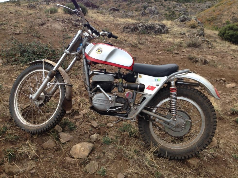 Trial-Clásicas-Robregordo 2015-Bultaco-Sherpa