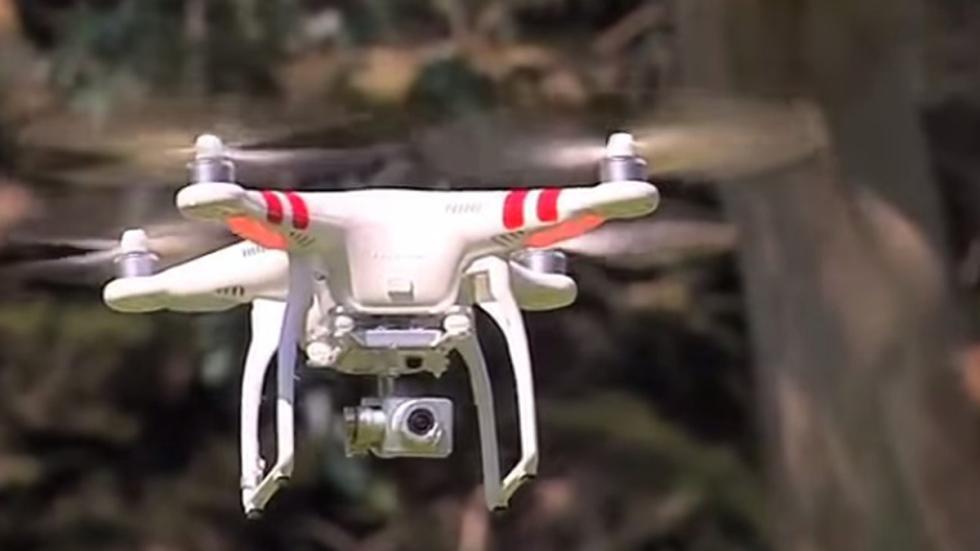 malas conductas en carreteras drones francia