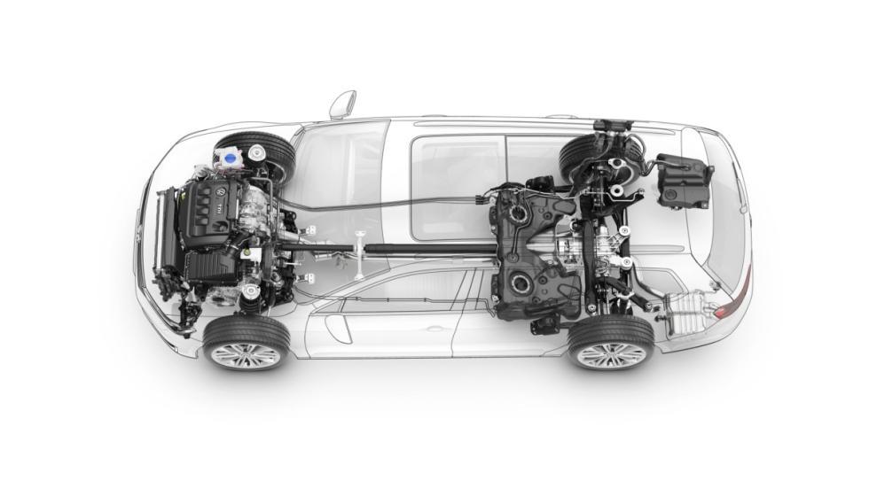 sistema de adBlue coche VW