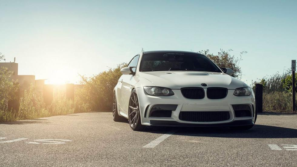 BMW M3 por Vorsteiner frontal