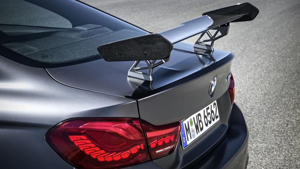 BMW M4 GTS alerón