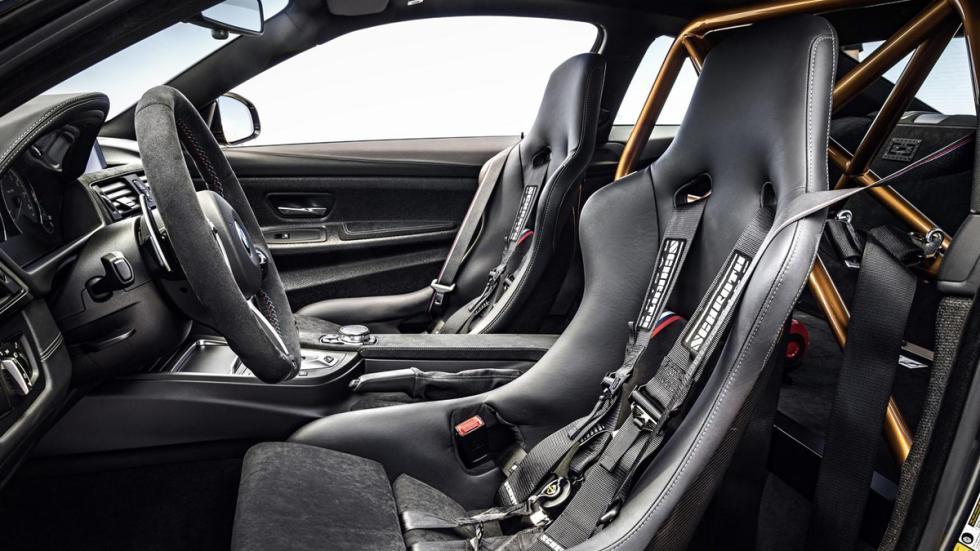 BMW M4 GTS asientos