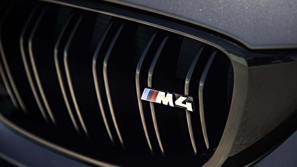 BMW M4 GTS parrilla