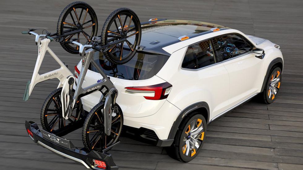 Subaru VIZIV Future Concept bicicletas