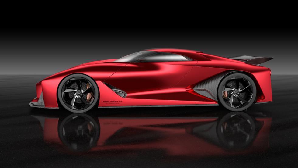 Nissan-2020-vision-gt-sustituto-gt-r-perfil