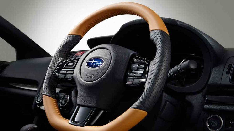 Subaru WRX S4 SporVita volante