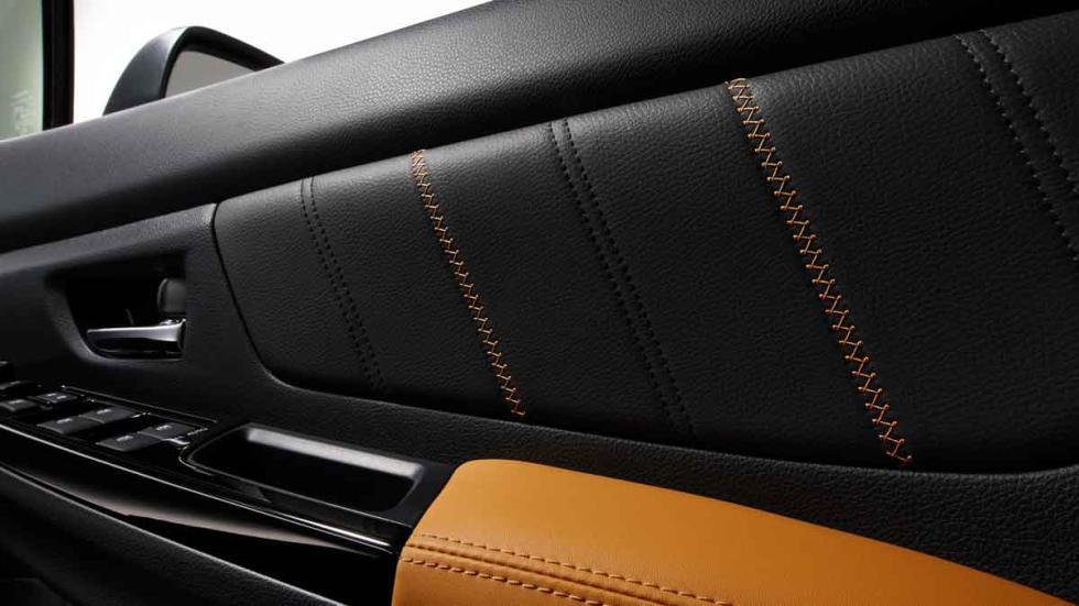 Subaru WRX S4 SporVita puerta