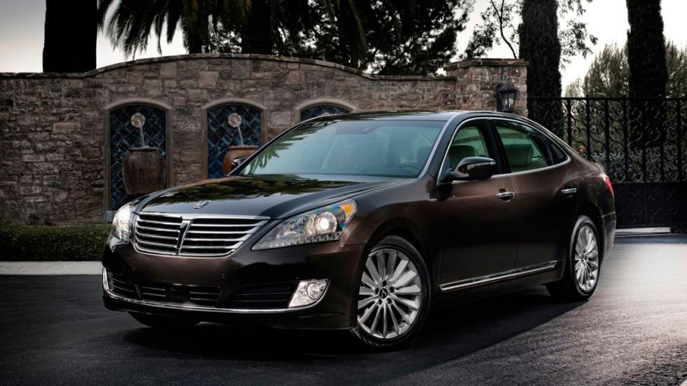 Nuevo Hyundai Equus Limousine