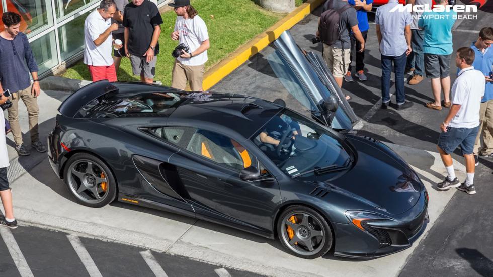 McLaren Newport Beach 650s le mans