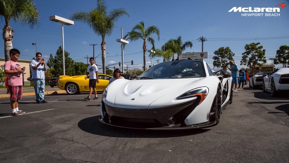 McLaren Newport Beach p1 blanco