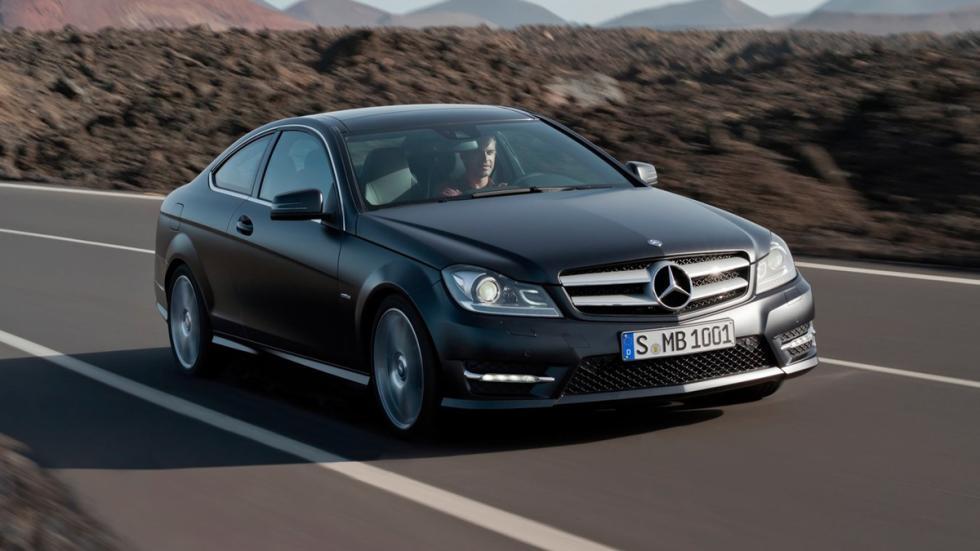 coches-dejan-fabricarse-2015-Mercedes-Clase-C-Coupé